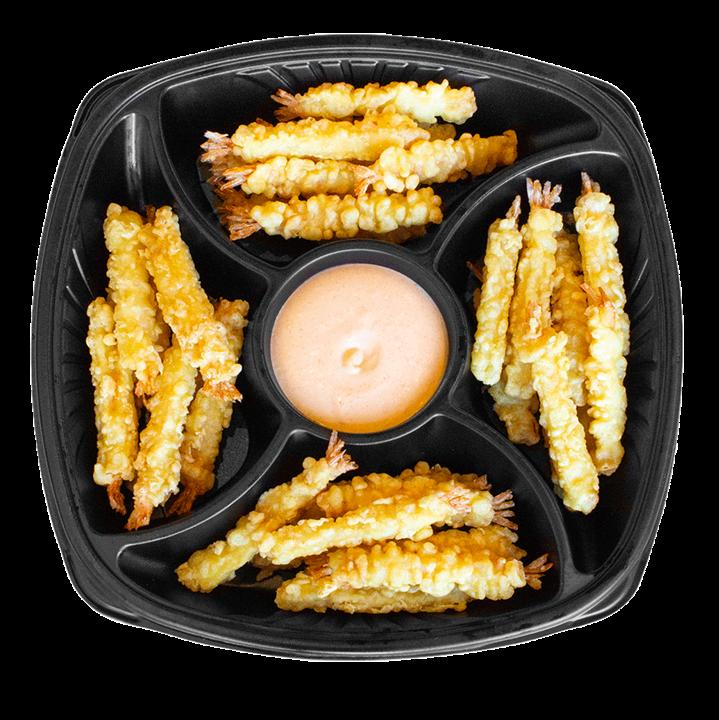 Shrimp-Tempura-Platter